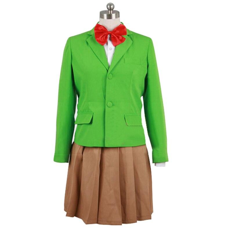 Kaichou Wa Maid-Sama! Misaki Ayuzawa Sakura Hanazono Seika High School Uniform Dress Cosplay Costume F008