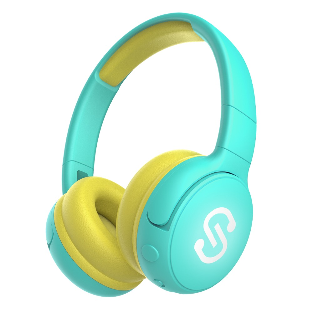 SoundPEATS Bluetooth 5 0 Wireless Headphones Stereo Bass Music 85dB Protection Limited Volume Kids Earphones Gift