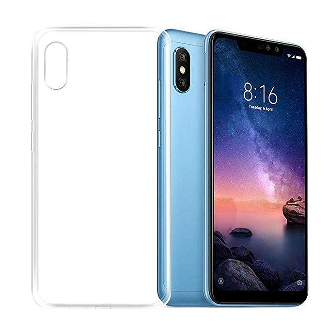 64f0fa00c12 Claro transparente TPU suave funda de silicona para Xiaomi Redmi Note 7 6  Pro 4A S2 5A nota 4X de la cubierta de la piel redmi Note 5 Pro S2 5 Plus
