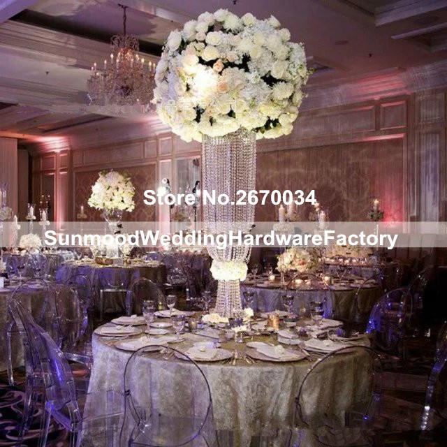 decoration wedding flower pillar columns for sale flower standchina mainland