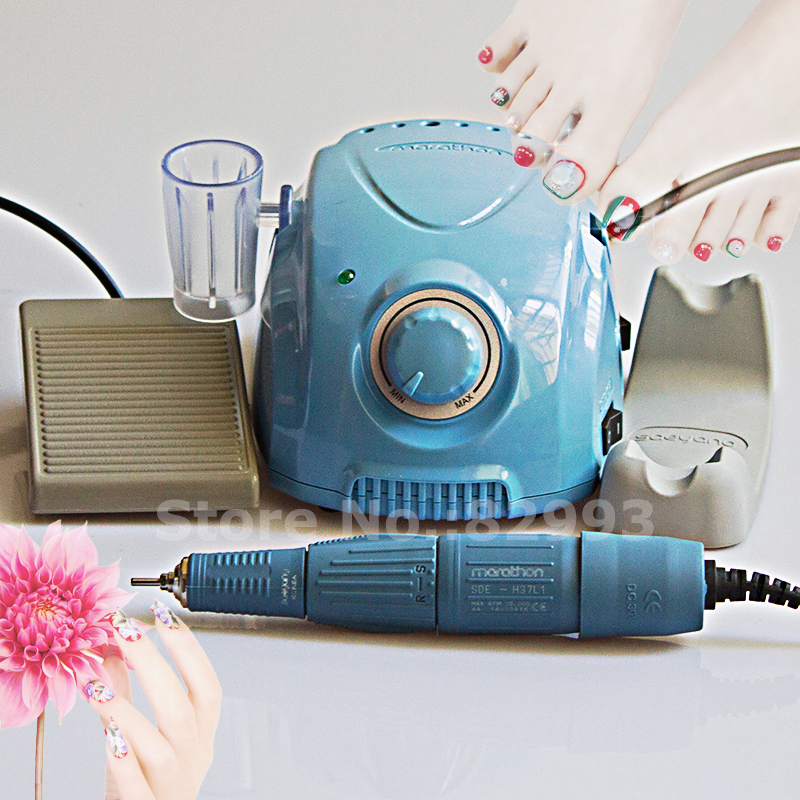Free Shipping Korea Saeyang Original Champion Marathon H37L1 Car Micromotor Dental Manicure Pedicure Nail Spa Electric Machine