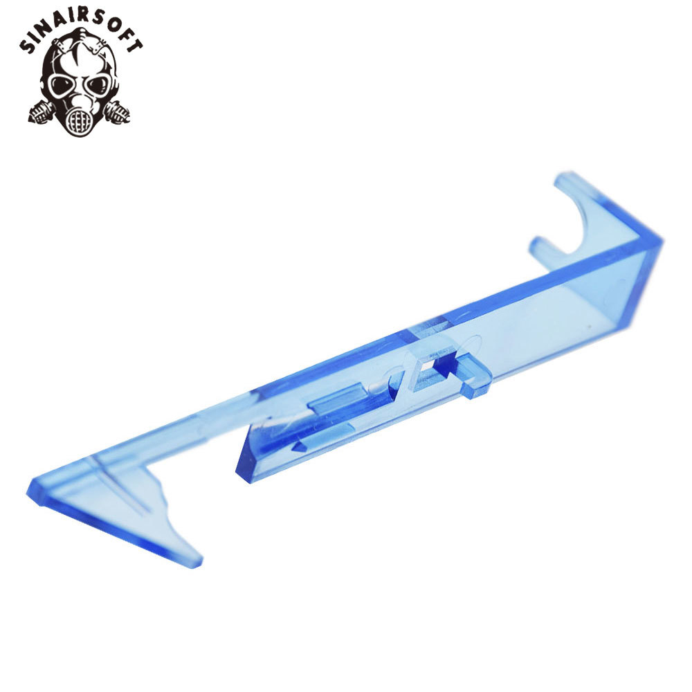 SINAIRSOFT SHS Upgraded Version Transparent Reinforcement AK Tappet Plate For Airsoft AEG Version 2/3 Gearbox Paintball Hunting