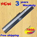 11.1v 7800mAh Laptop battery for Asus 70-NXM1B2200Z A42f A42j A52j A52f k52 k42 k52jt k52ju k52jc k52jr 9 cells