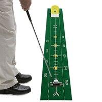 2018 yeni Golf Atıcı eğitmen golf koyarak yeşil Kapalı spor golf atıcı uygulama Golf eğitim yardımları ücretsiz kargo