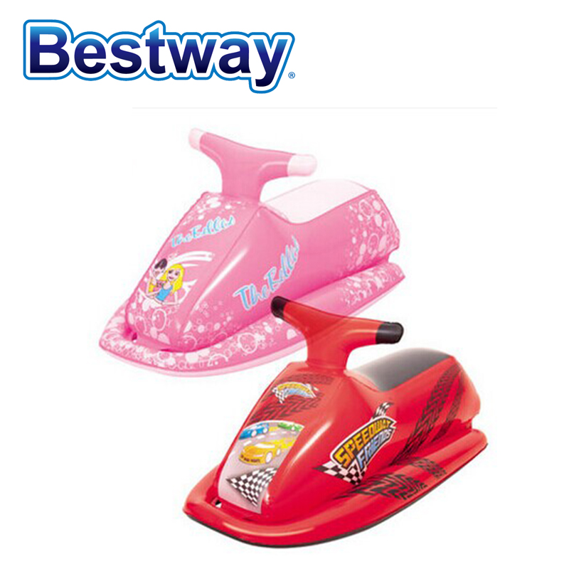 41001 Bestway 89x46cm Race Rider For Children 35