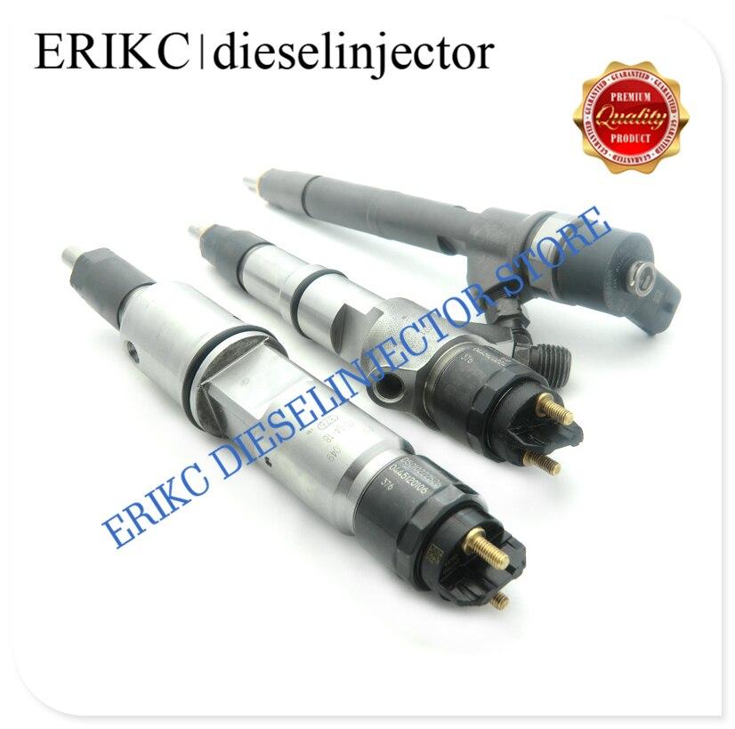 Erikc 13034027 pick up 2.6 Engine 0445120260 инжектор man tga 0445 120 260 высокого давления струи насос форсунки 0 445 120 260