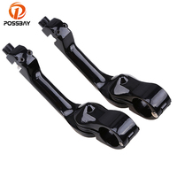 1 1 4 32mm Motorcycle Footrest Highway Engine Guard Bar Foot Pegs Mount Kit Universal For