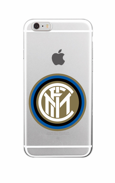 Football Soccer Clubs Fans Soft TPU Clear Phone Case Cover Coque Fundas For iPhone 7Plus 7 6 6S 6Plus 5 5S SE 5C 4 4S