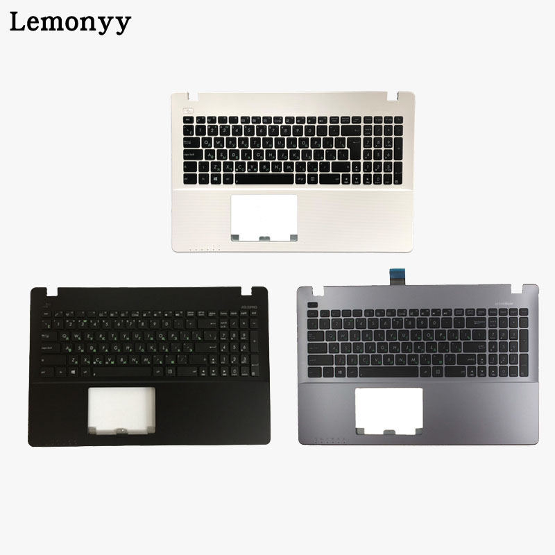 NEW Russian Laptop Keyboard for ASUS X552 X552C X552MJ X552E X552EA X552EP X552L X552LA X552CL RU Keyboard Palmrest Upper coverNEW Russian Laptop Keyboard for ASUS X552 X552C X552MJ X552E X552EA X552EP X552L X552LA X552CL RU Keyboard Palmrest Upper cover