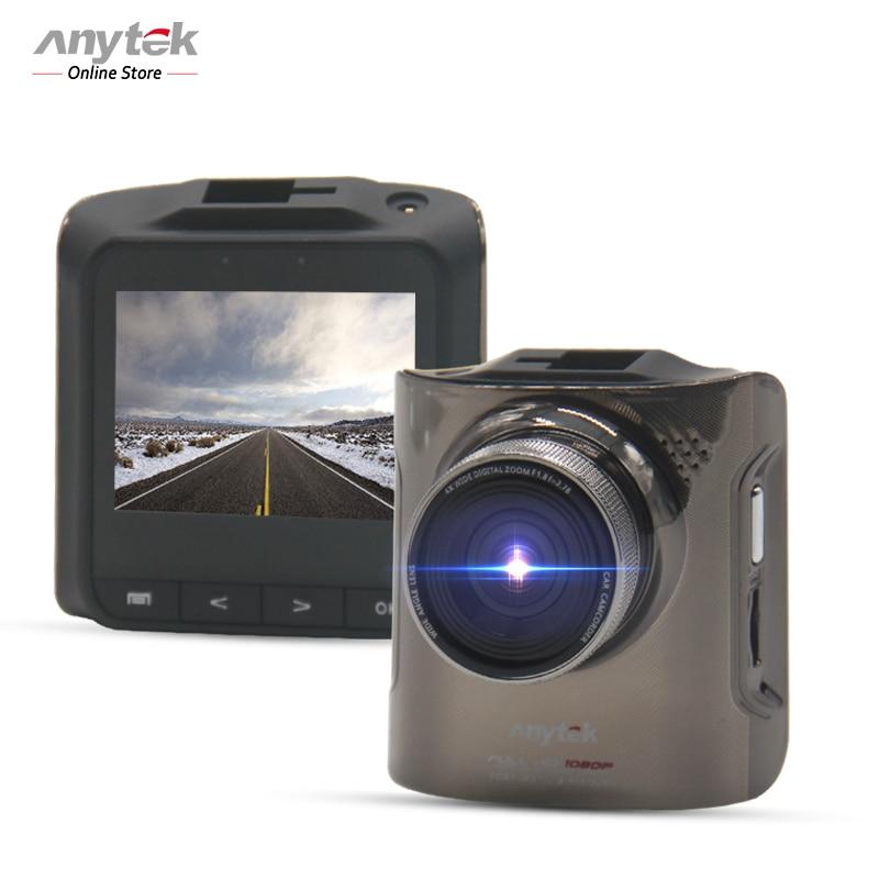 Anytek Night Vision Car DVR Camera Dash Cam With Sony IMX322 Full HD 1080P 170 Degree Wide Digital Zoom Motion Detection Dashcam