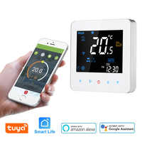 WiFi Smart Thermostat Programmable Central air conditioner timer  Temperature Control Alexa Google Voice Control Smart life EU UK