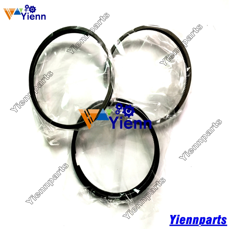 Yanmar 3TNV78 3TNE78 Piston ring 119818 22500 For KOBELCO SK025 1 Mini Excavator 3TNE78 G1A 3TNE78 yanmar 2500 wiring harness diagram wiring diagrams for diy car Yanmar YM2500 Manual at reclaimingppi.co