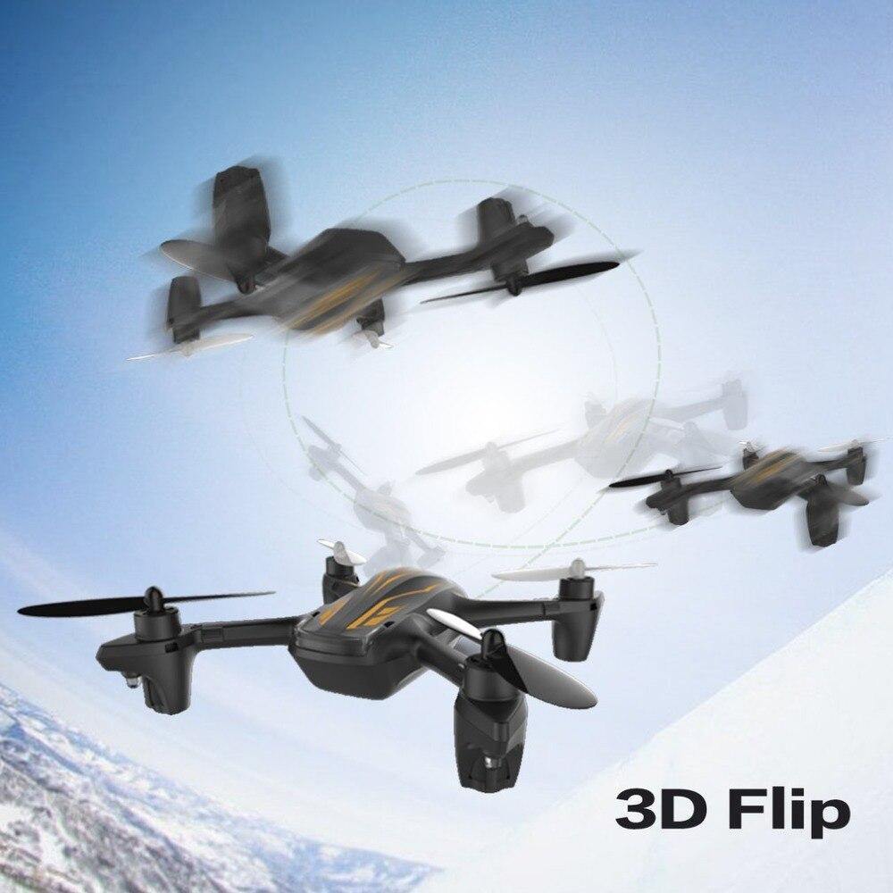 Hubsan X4 Plus H107P 2.4 ghz 4CH 6-axis Gyro Mini RTF RC Quadcopter Drone Com 3D Flips Rola headless Modo Altitude Hold