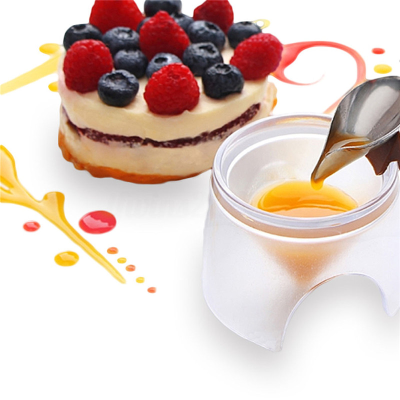 CHOCOLATE-PENCIL-FILTER Spoon Pastry-Tools Dressing-Plate Dessert-Bakeware Decorate-Design