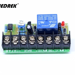 12V delay electrical control d