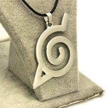 Naruto Konoha Sign Pendant Necklace