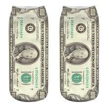 3D printed funny socks men couple women money marvel dollar summer ankle Cotton
