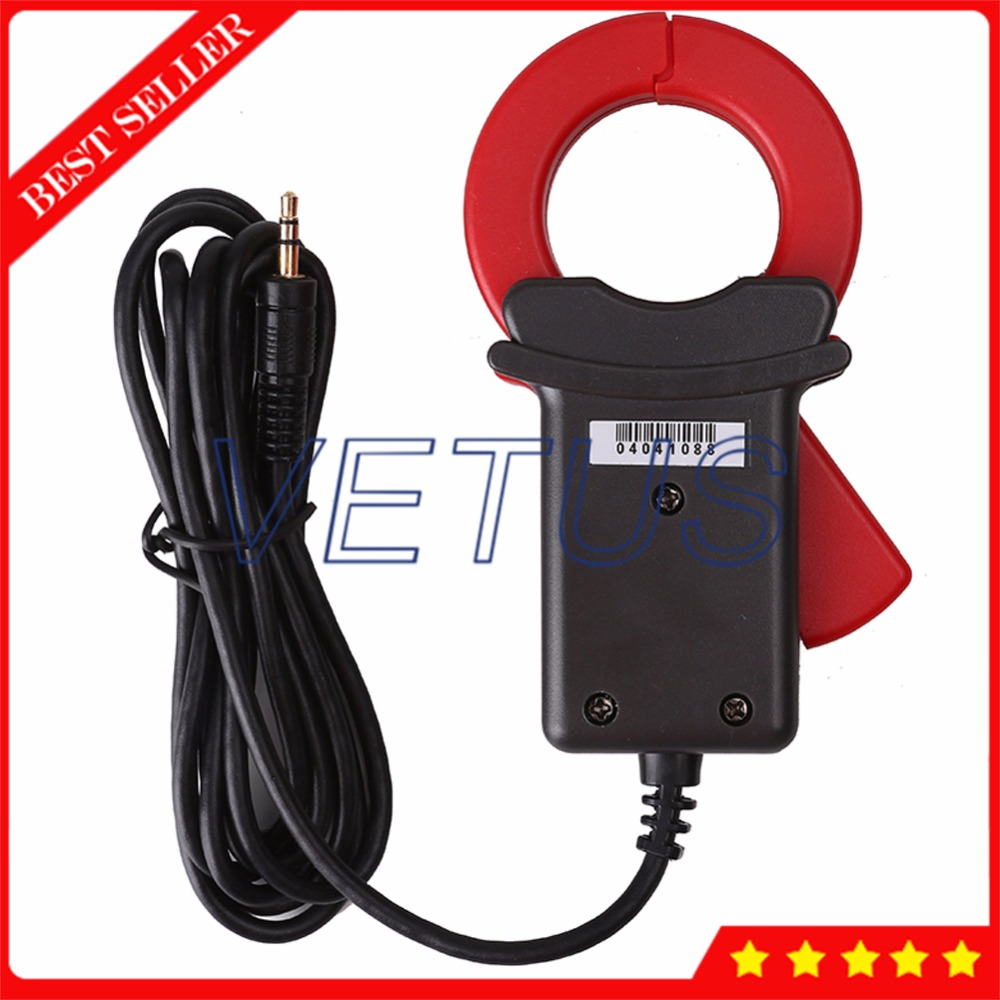 ETCR040B Power factor clamp meter of high accuracy Clamp AC leakage current sensor zipabox power current clamp 35a