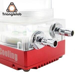 Image 3 - مجموعة أدوات تبريد المياه من trianglelab Titan AQUA لتقوم بها بنفسك طابعة ثلاثية الأبعاد لطابعة E3D Hotend Titan الطارد لمجموعة ترقية طابعة TEVO ثلاثية الأبعاد