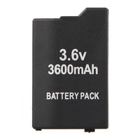 3600mAh Replacement Battery for Sony PSP2000 PSP3000 PSP 2000 3000 PSP S110 Gamepad For PlayStation Portable Controller Video Games Batteries
