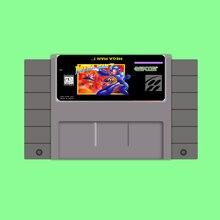 New arrival 16bit super game card Mega Man 7
