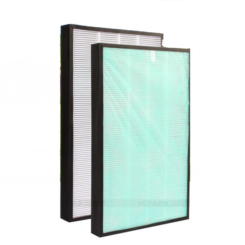 For Sharp KC/FU-Y180SW Air Purifier Replacement Heap Filter FZ-Y180SFS 380*240*32mm