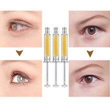 Eye Cream Dark Circles Bag Removal Oog Creme Anti Wrinkle Puffiness Aging Hyaluronic Acid Skin Firming Instant Lift Whiten 3Pcs