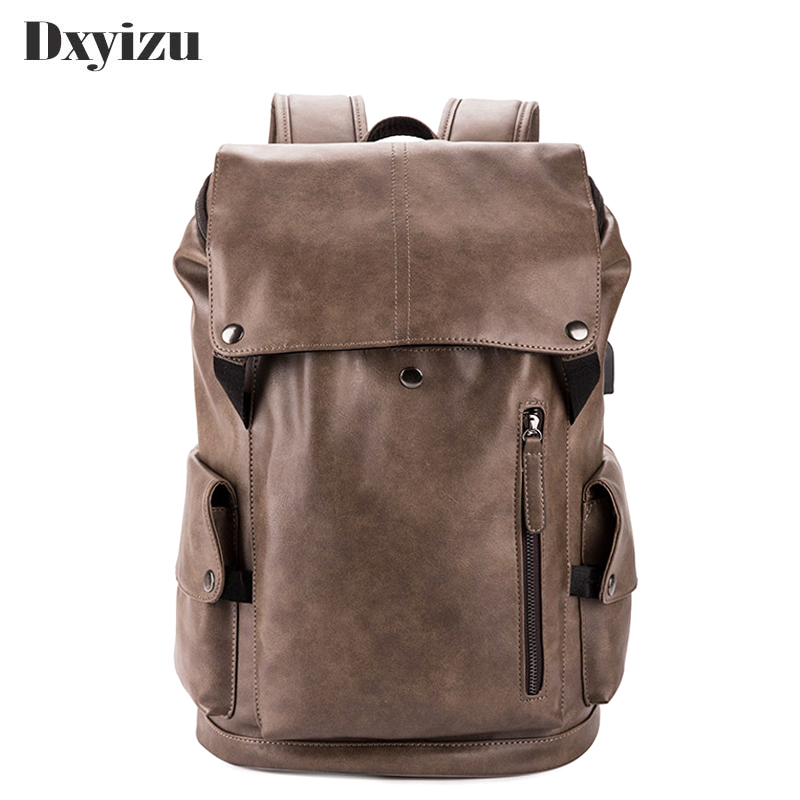 2019 For Men England Style Business Casual Travel Backpack Quality Soft Leather Large Capacity College Students Backpacks2019 For Men England Style Business Casual Travel Backpack Quality Soft Leather Large Capacity College Students Backpacks