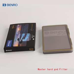 Image 2 - Benro Master 100x150mm Square Filter Hard gnd4 gnd8 gnd16  Insert GND0.9 Ultra Double Nano Optical Glass Coating Filters