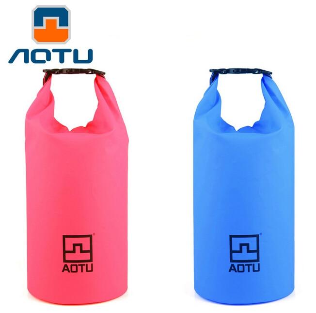 AOTU 10L Waterproof Bag Ultralight Portable Outdoor Travel Rafting Waterproof Dry Bag Swim Storage Camping Equipment 278