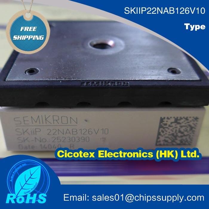 SKIIP22NAB126V10 MODULE IGBTSKIIP22NAB126V10 MODULE IGBT