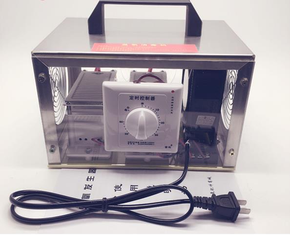 220V/110V Air Purifiers Ozone Generator 20g/h Ozonator Portable Ozonizer (With Timing Switch)220V/110V Air Purifiers Ozone Generator 20g/h Ozonator Portable Ozonizer (With Timing Switch)
