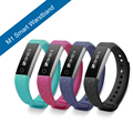 M1 Heart Rate Smart Bracelet Sports Smart Band Sleep Monitor Pedometer Bluetooth 4.0 Waterproof Bracelet For Android IOS