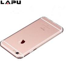 TPU iphone6 6s 7 8 7plus 8plus X XS XR XSMAX mobile phone case transparent soft apple dustproof