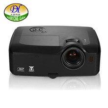 Todos Ganan Projetor DLP Proyectores de Vídeo LED Proyector 5000 Lúmenes Full HD 1080 P Proyector 1920*1200 Proyector 8003 Beamer