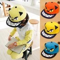 New design unisex flat brim baseball caps hip-hop cartoon shark cotton baby hat snapback cap free shipping