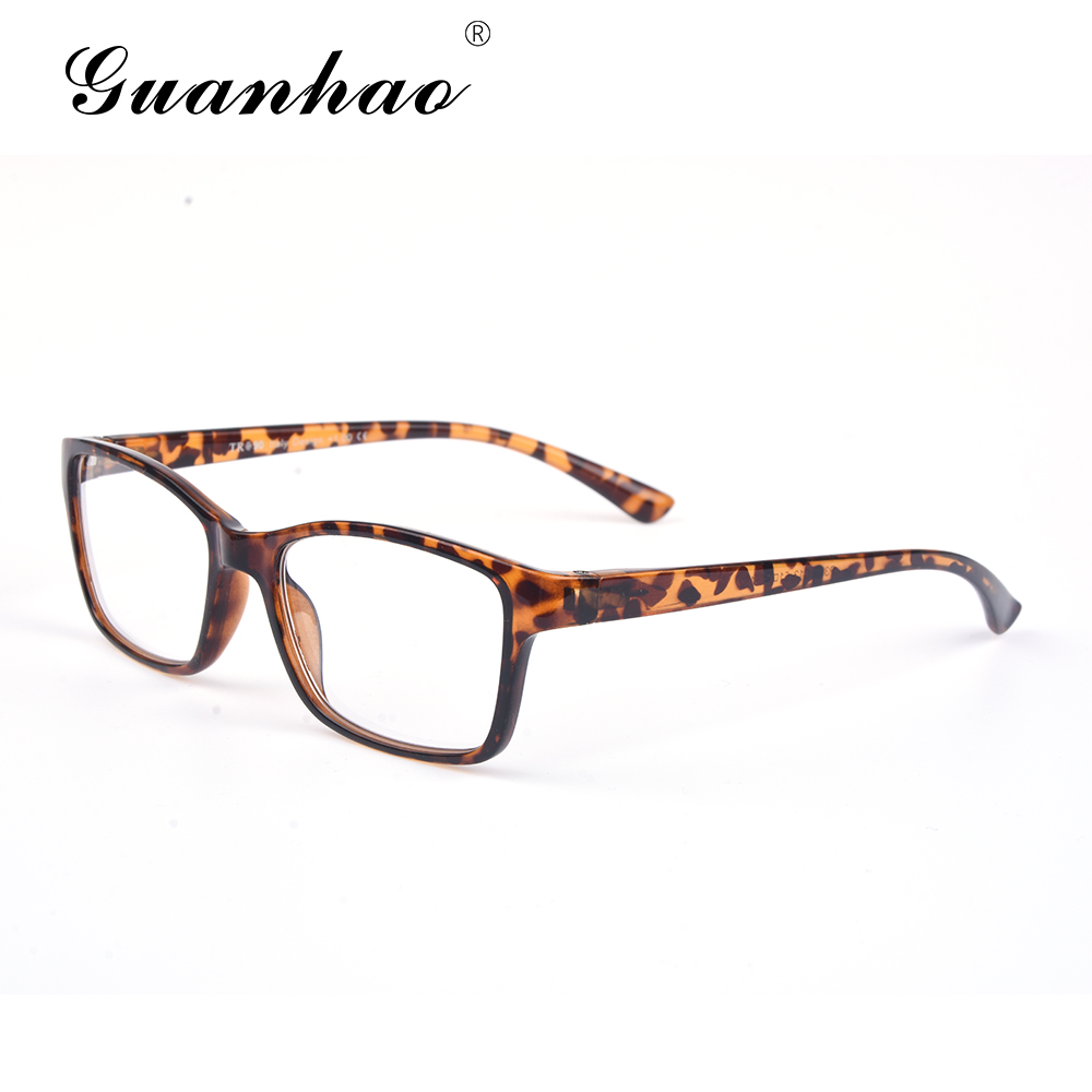 a868419911 Guanhao Classic Black Frame Retro Style spring Reading Glasses Round Reading  Glasse Man Women Unisex Diopter Presbyopia Glasses