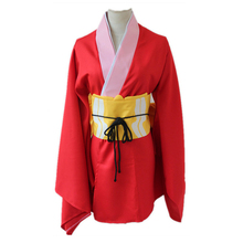 GINTAMA Cosplay Kagura Womens Dress Kimono Anime Costumes