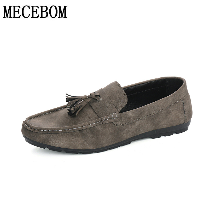 Men's loafers soft pu casual shoes breathable slip-on flats business shoes hombre zapatos size 39-44 sA36M fashion nature leather men casual shoes light breathable flats shoes slip on walking driving loafers zapatos hombre