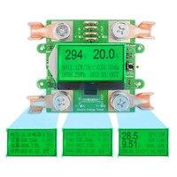 300V 100A DC Digital Voltmeter Ammeter Voltage Meter Car Battery Capacity Volt Current Wattmeter Detector Power