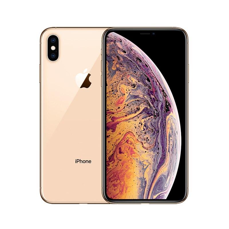 Apple iPhone XS | 5.8 Retina ÉCRAN OLED 4g LTE Téléphone Intelligent 4 gb RAM 64 gb/ 256 gb/512 gb ROM A12 Bionic IOS12 Smartphone