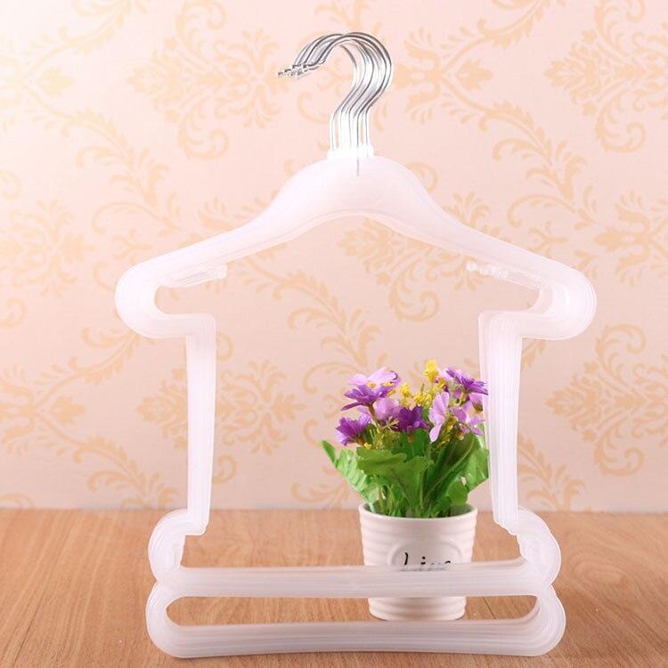 Hangerlink Stil i Ri Petite plastike e varur për foshnje, fëmijë, - Magazinimi dhe organizimi në shtëpi - Foto 6