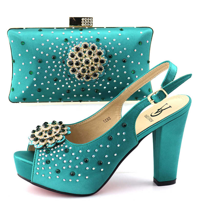 5cb153955d Detail Feedback Questions about Teal green high heel 4.7 inches ...