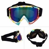 WoSporT HOT Off Road Snowboard Snowmobile Articles Ski Goggles Sunglasses Ski Sports Glasses Skiing Eyewear Colors