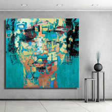 no Framed Wall Decor Modern canvas oil painting Women Portrait Decorative Picture Office Bedroom