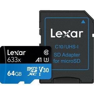 Image 4 - Promotion!!!  16GB 32GB Lexar Micro SD SDHC Memory Card high speed 64GB 128GB Micro SDXC Card TF Card Class10 633X 95M/s