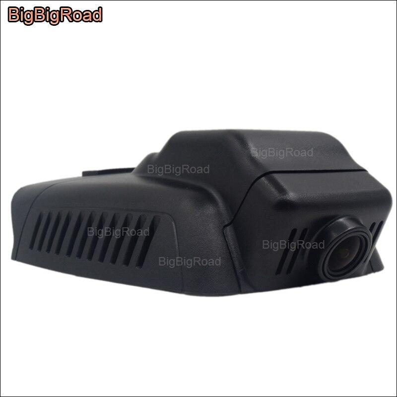 BigBigRoad For mercedes benz E series E180 E200 E200L E260 W212 2013 2014 2015 Low Version Car wifi DVR Video Recorder in DVR Dash Camera from Automobiles Motorcycles