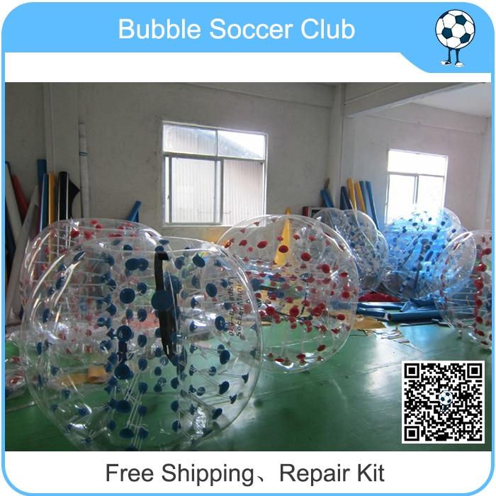 Bubble football colourful buddy bumper ball bumper ball inflatable ball cheapest crazy best material tpu inflatable body bumper ball bubble soccer ball bubble ball for football