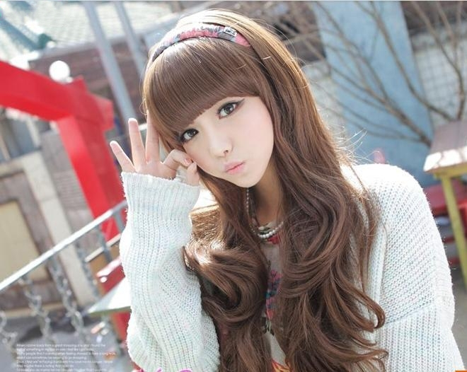 65cm women fashion lolita girl