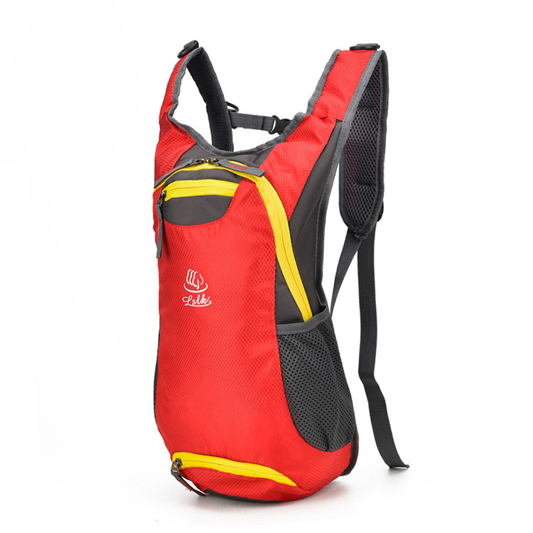 Ultralight Bicycle Bag 12L Outdoor Riding Bike Bag Climbing Travel Backpack Waterproof Bicycle Running Bag Cycling Bike Bag